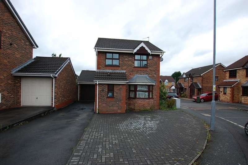 3 Bedrooms Detached House for sale in Dales Brow Avenue, Ashton-Under-Lyne, OL7
