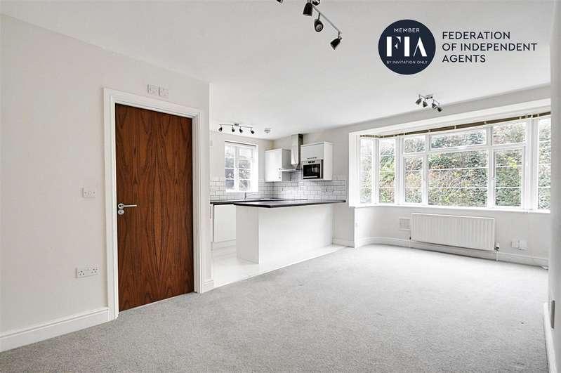 1 Bedroom Flat for sale in Manor Vale, Brentford
