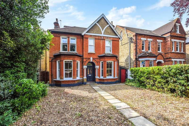 6 Bedrooms Detached House for sale in The Avenue, Twickenham, TW1