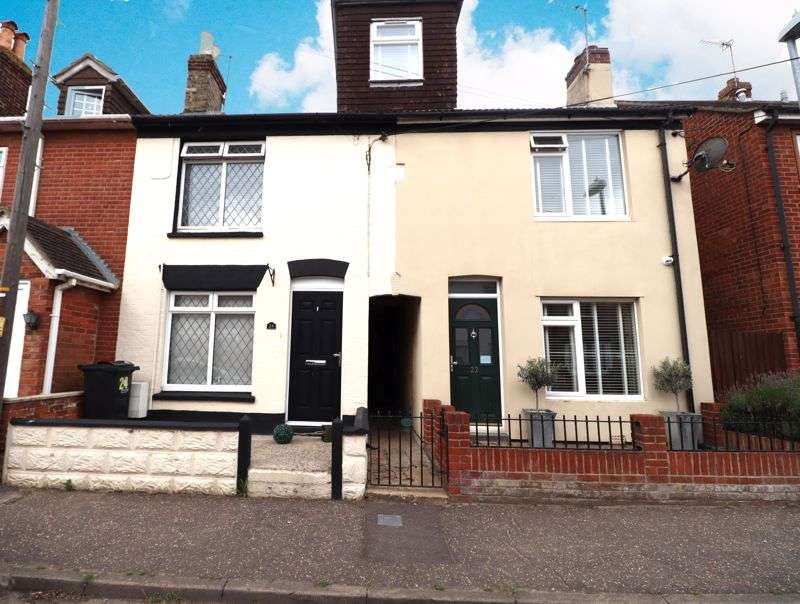 2 Bedrooms Property for sale in Colne Road, Brightlingsea, Colchester