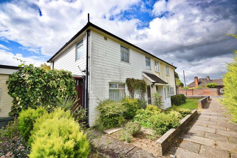 3 Bedrooms Semi Detached House for sale in Salisbury Gardens, Basingstoke, RG22