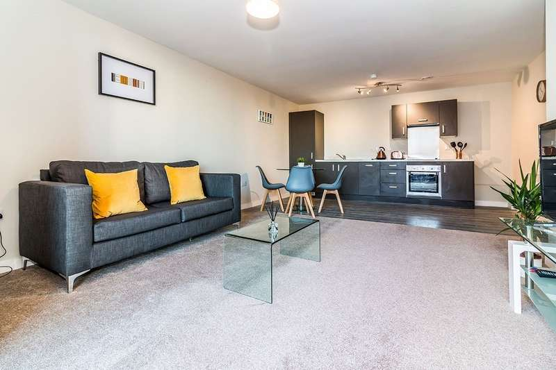 2 Bedrooms Apartment Flat for sale in Adelphi Wharf 1, 11 Adelphi Street, Salford, M3