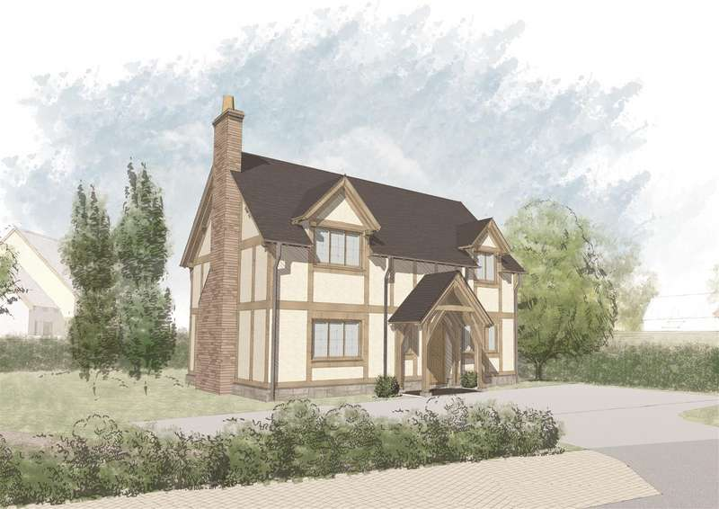 3 Bedrooms Land Commercial for sale in Webbs Meadow, Lyonshall, Kington