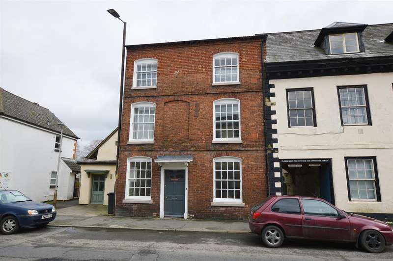3 Bedrooms Town House for sale in 4a Bridge Street, Leominster