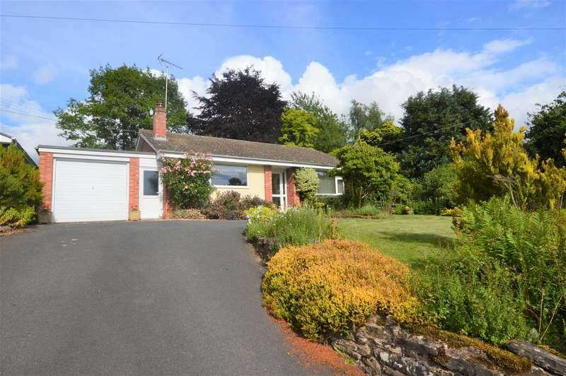 2 Bedrooms Detached Bungalow for sale in Stoke Prior, Leominster