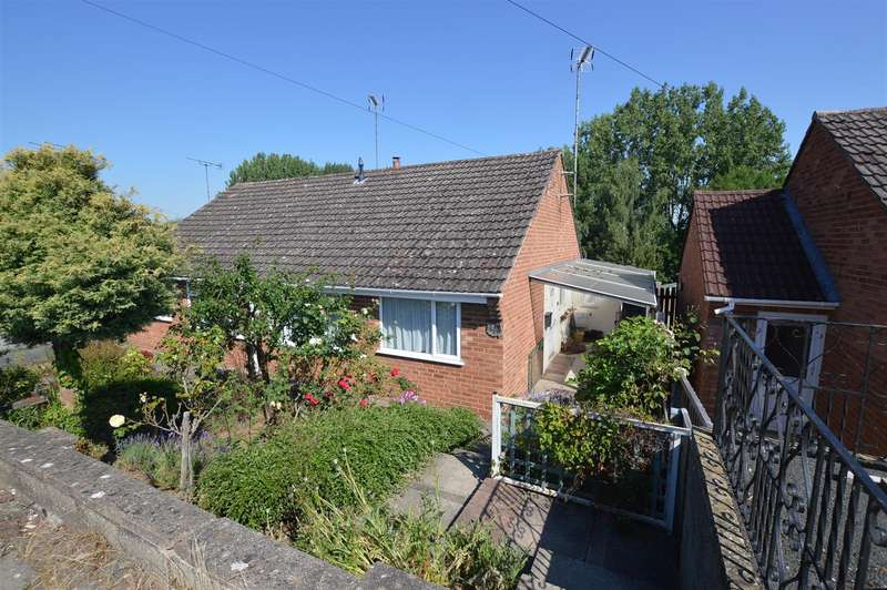 2 Bedrooms Semi Detached Bungalow for sale in The Meadows, Leominster