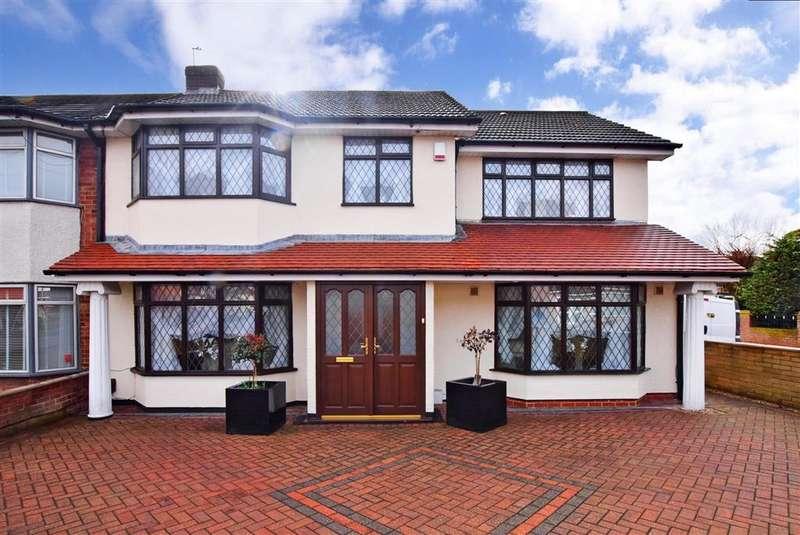 4 Bedrooms Semi Detached House for sale in Simpson Road, , Rainham, Essex