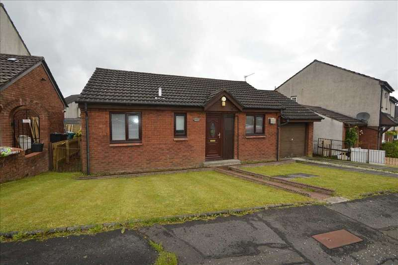 2 Bedrooms Bungalow for sale in Glenavon Drive, Chapelhall