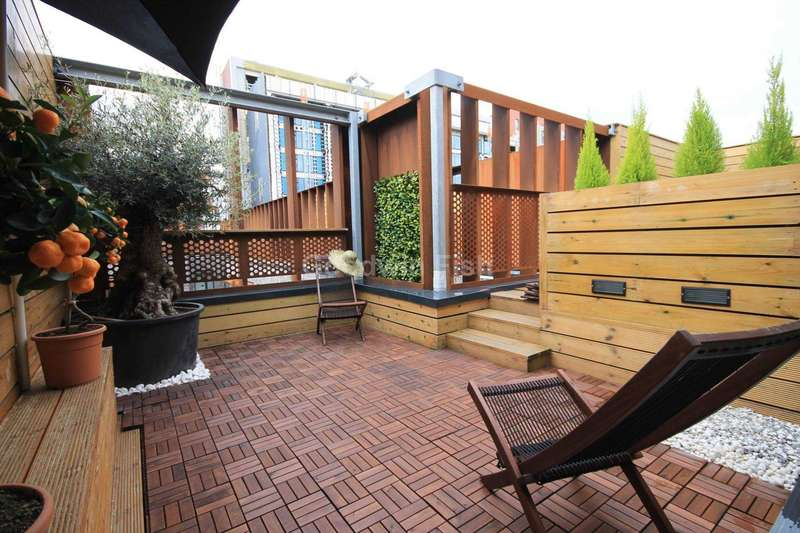 3 Bedrooms Town House for sale in Roof Gardens, Arundel Street. Castlefield