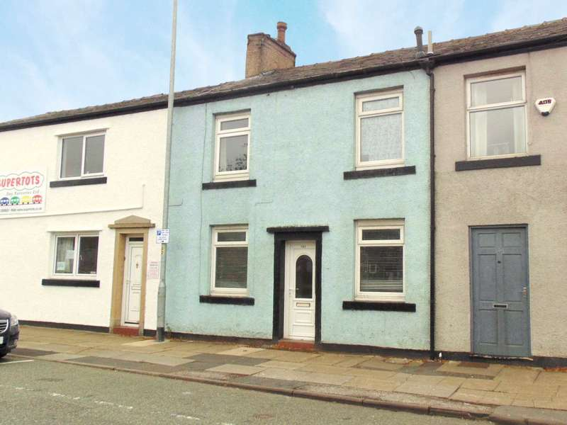 1 Bedroom Terraced House for rent in Edenfield Road