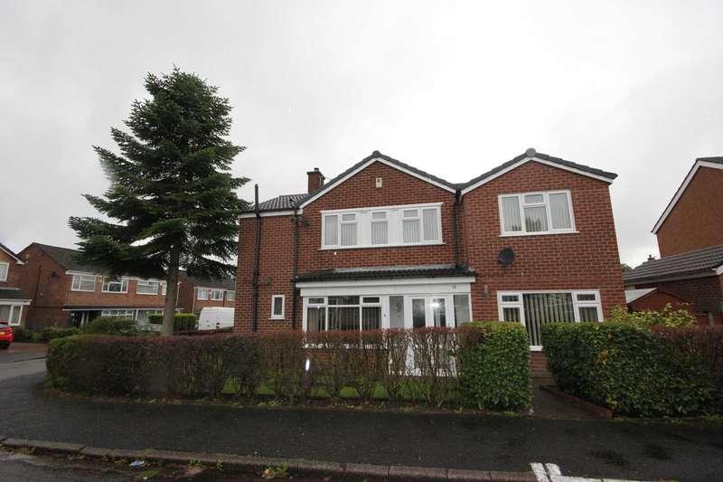 5 Bedrooms Semi Detached House for sale in Carlisle Crescent, Ashton Under Lyne