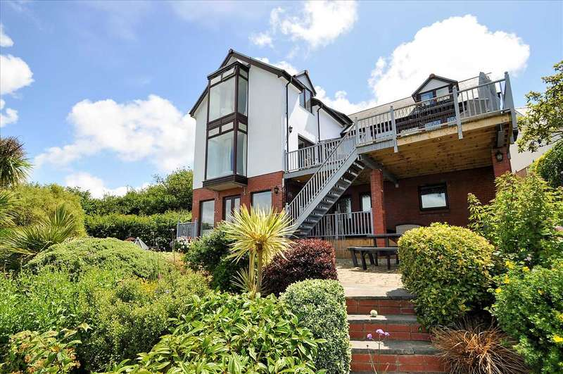 4 Bedrooms Detached House for sale in End House, 18 Connacht Way