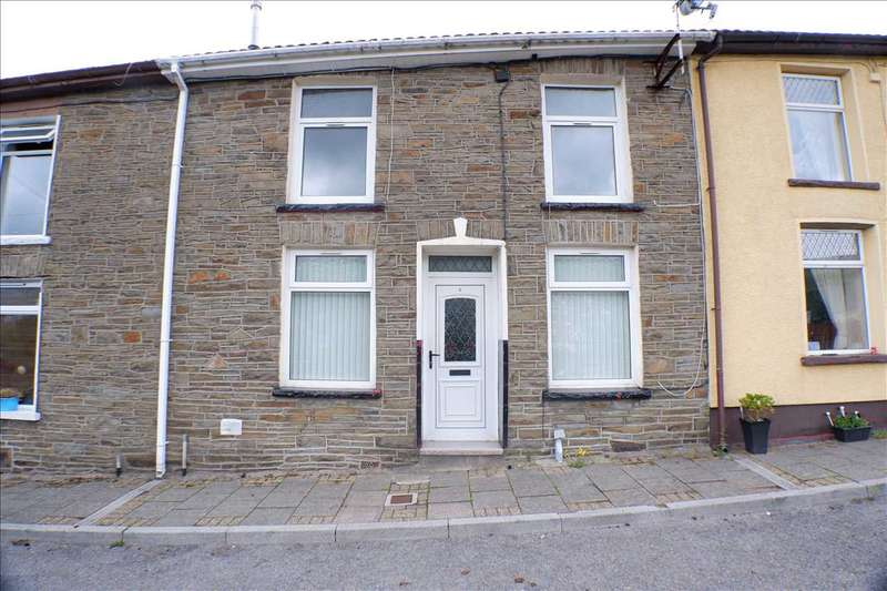 2 Bedrooms Terraced House for sale in George Street, Ferndale