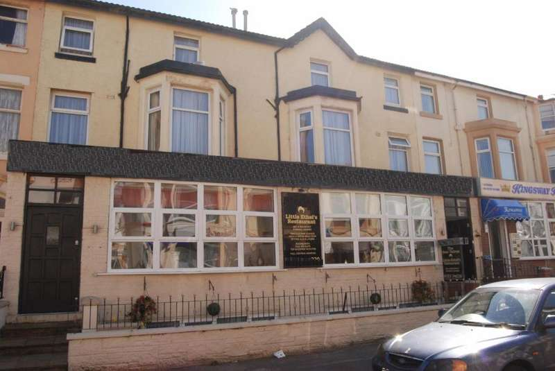 21 Bedrooms Hotel Commercial for sale in Trafalgar Road, Blackpool, FY1 6AW