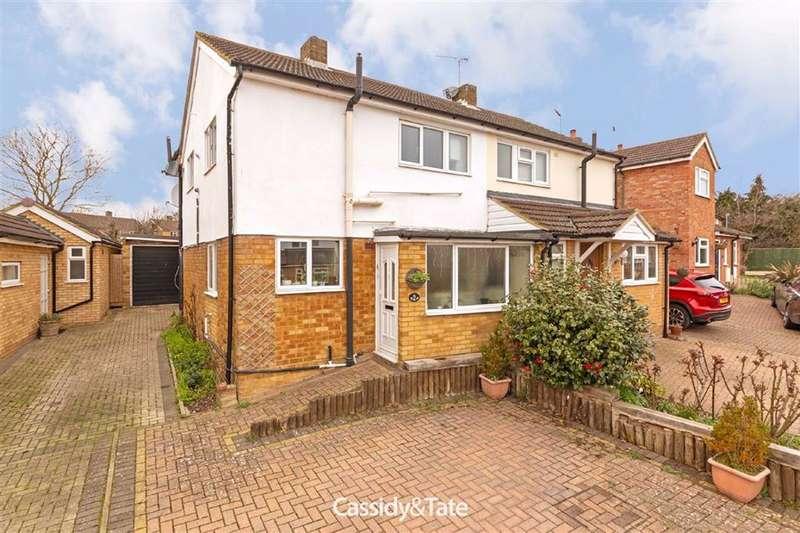 3 Bedrooms Property for sale in Fernleys, St Albans, Hertfordshire - AL4 9UT