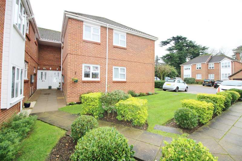 2 Bedrooms Apartment Flat for sale in Barnet Lane, Elstree, Borehamwood