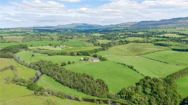 Farm Commercial for sale in Little Drumquharn, Balfron Station, Glasgow, G63