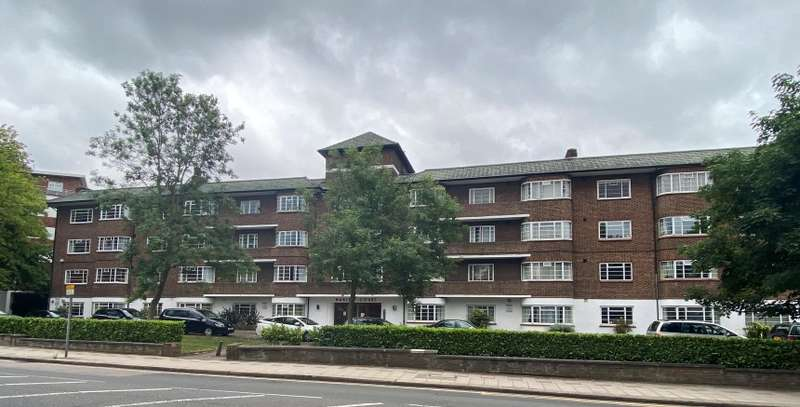 4 Bedrooms Apartment Flat for sale in Marlow Court, Willesden Lane, Willesden Green, London, NW6 7PS
