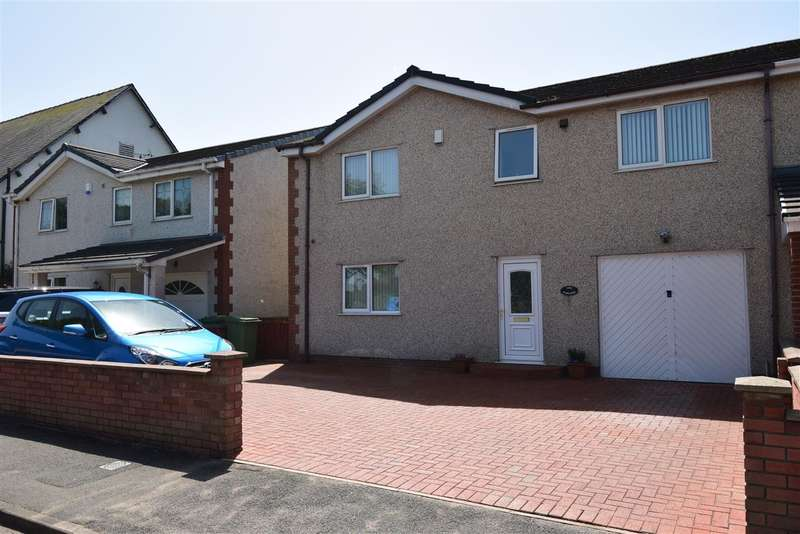 4 Bedrooms Semi Detached House for sale in Parkside, Princess Street, Workington