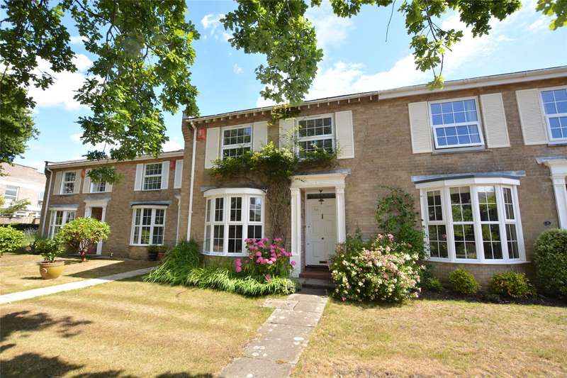 4 Bedrooms Terraced House for sale in Leelands, Pennington, Lymington, Hampshire, SO41