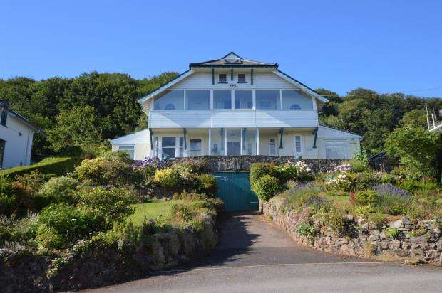 4 Bedrooms Detached House for sale in The Hamiltons, Torquay Road, Shaldon, Teignmouth