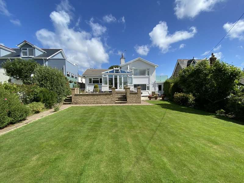 4 Bedrooms Detached House for sale in Laregan Hill, Penzance