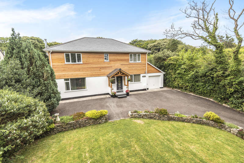 6 Bedrooms Detached House for sale in South Tehidy, Tehidy, TR14