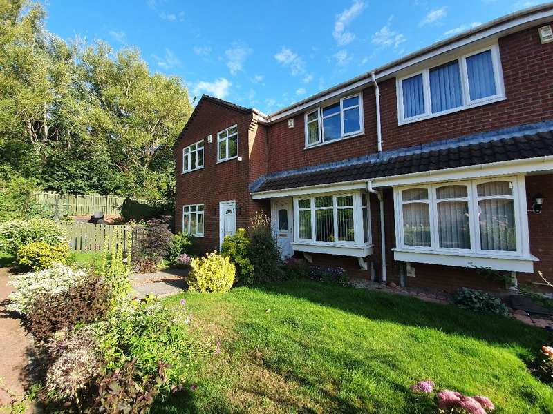 2 Bedrooms Terraced House for sale in Ordley Close, Newcastle upon Tyne