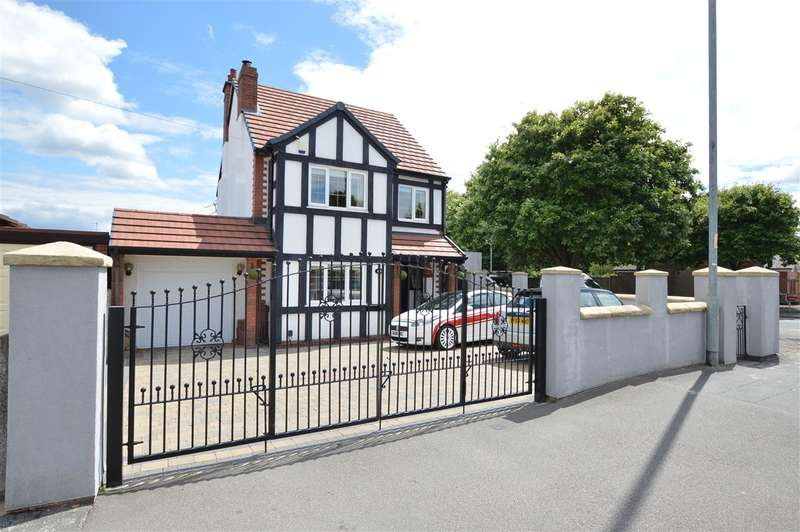 3 Bedrooms Detached House for sale in Bloxwich Road North, Willenhall