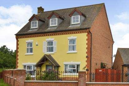 5 Bedrooms Detached House for sale in Kilwinning Drive, Monkston, Milton Keynes, Bucks