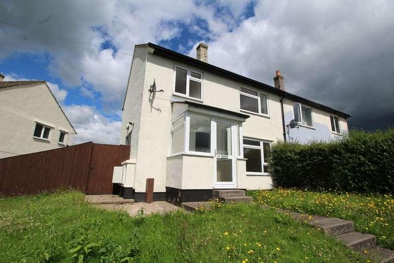 3 Bedrooms Semi Detached House for sale in Dacre Road, Brampton, Cumbria, CA8
