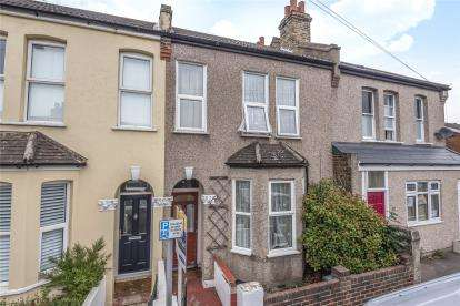 2 Bedrooms Terraced House for sale in Churchfields Road, Beckenham