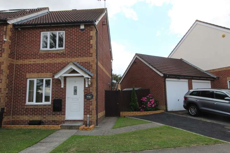 2 Bedrooms Semi Detached House for sale in Sussex Road, Erith, DA8