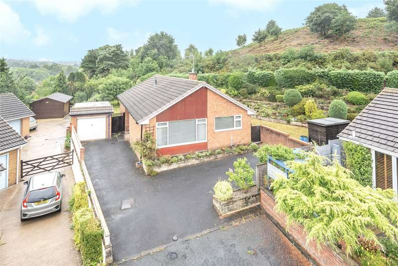 3 Bedrooms Detached Bungalow for sale in Ferndale Close, Stourport-on-Severn, Worcestershire, DY13