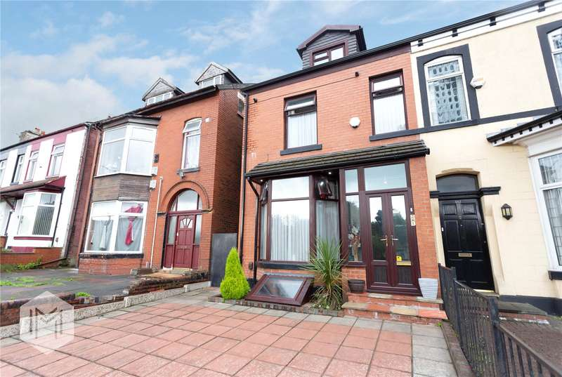 6 Bedrooms Semi Detached House for sale in Wigan Road, Bolton, Greater Manchester, BL3
