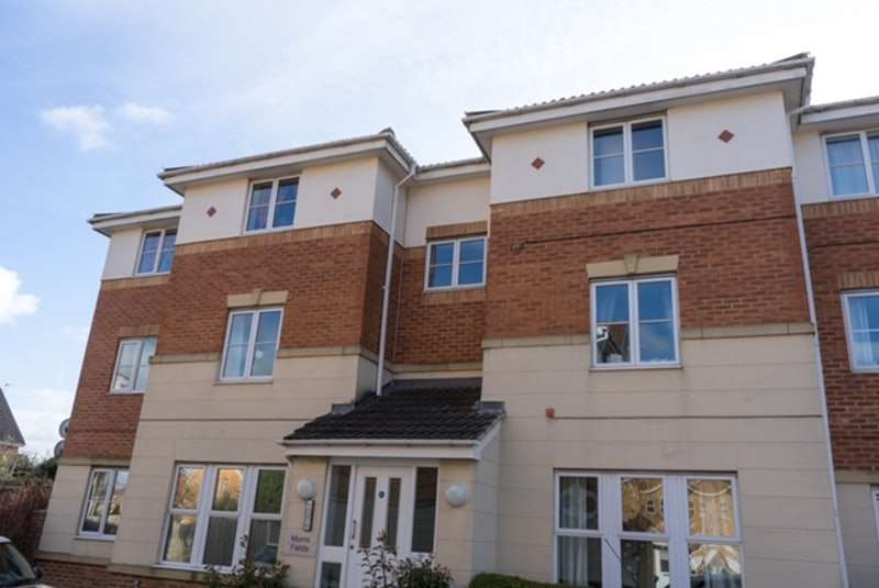 2 Bedrooms Flat for sale in Morris Fields, Normanton, West Yorkshire, WF6