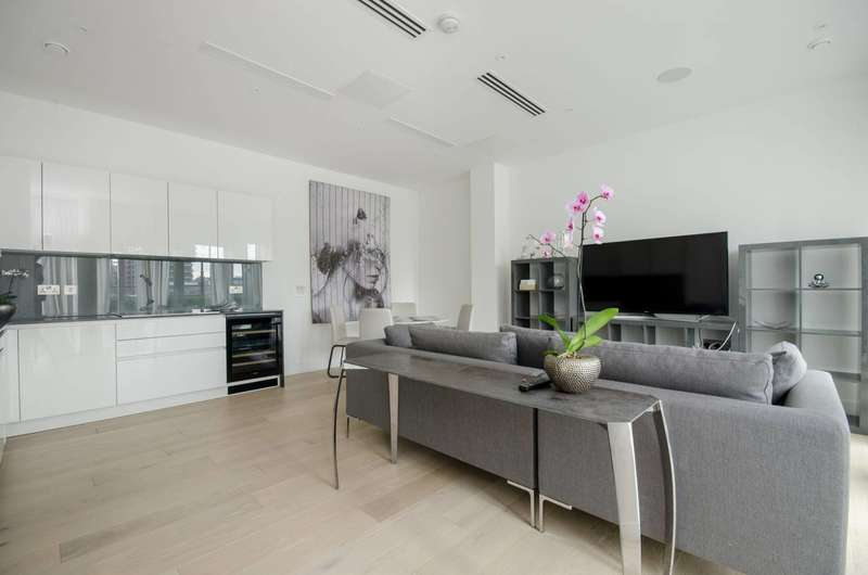 2 Bedrooms Flat for rent in Central Avenue, Fulham, SW6
