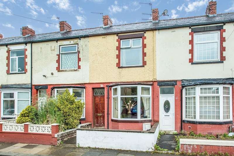 2 Bedrooms House for sale in Rydal Street, Burnley, Lancashire, BB10