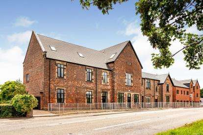 5 Bedrooms Semi Detached House for sale in The Old Coach House, Chester Road