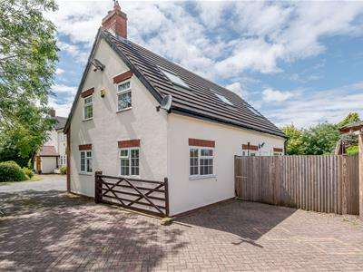 5 Bedrooms House for sale in Pasturefields, Great Haywood, Stafford