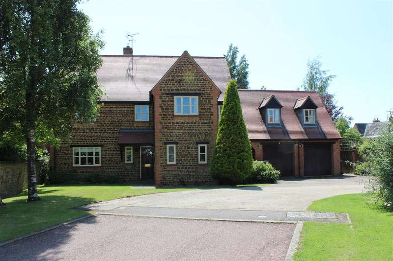 6 Bedrooms Detached House for sale in Windmill Gardens, Staverton, Northamptonshire
