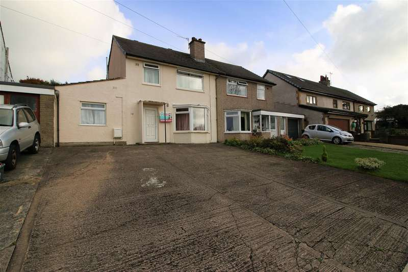 4 Bedrooms Semi Detached House for sale in Extended Home - Abbeystead Drive, Lancaster