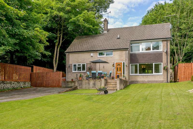 4 Bedrooms Detached House for sale in New Bath Road, Matlock Bath, Derbyshire