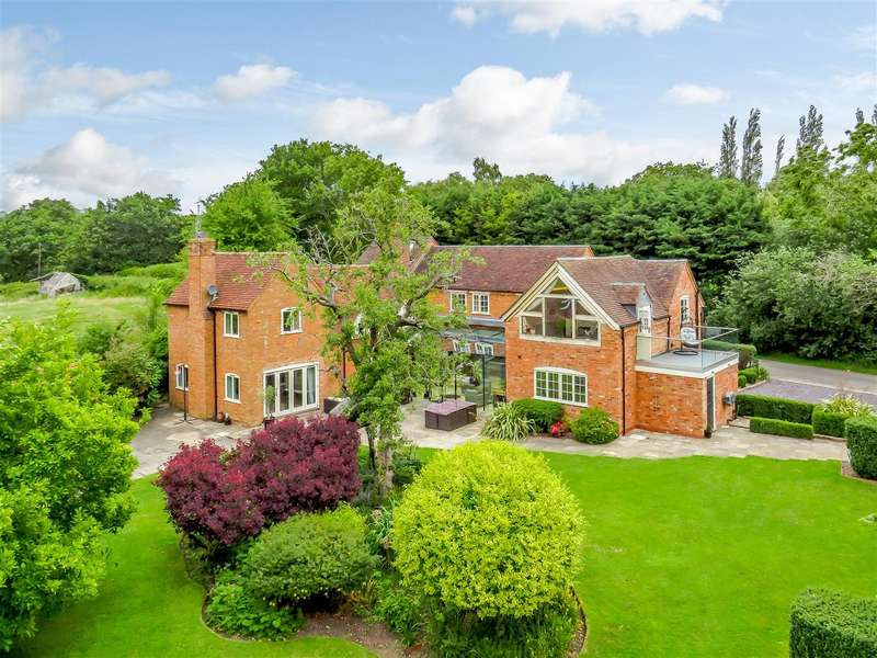 6 Bedrooms Detached House for sale in Buckley Green, Henley-In-Arden