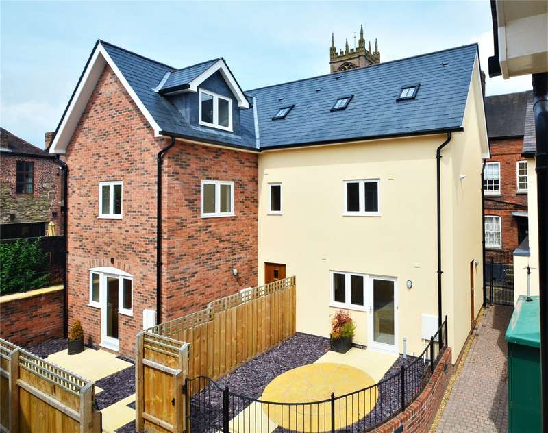 2 Bedrooms House for sale in 10 Steeple Mews, Pepper Lane, Ludlow, Shropshire, SY8