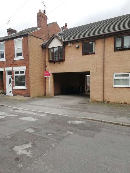 2 Bedrooms Flat for sale in Clement Mews, Rotherham, South Yorkshire, S61