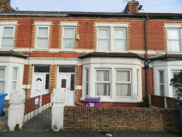 4 Bedrooms Terraced House for rent in Osborne Road, Tuebrook, L13