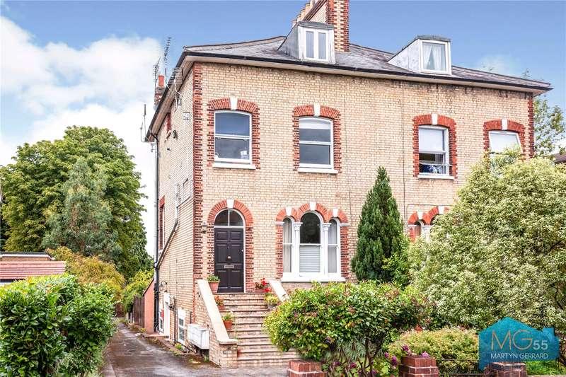 1 Bedroom Apartment Flat for sale in Somerset Road, New Barnet, Barnet, EN5