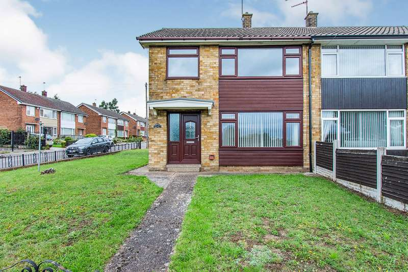 3 Bedrooms Semi Detached House for sale in Armthorpe Road, Doncaster, DN2