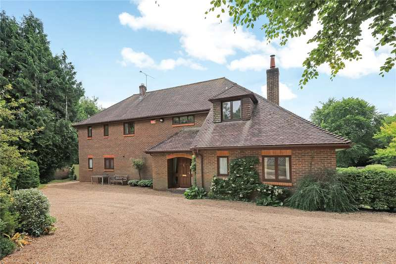 5 Bedrooms Detached House for sale in Worthy Park, Martyr Worthy, Winchester, Hampshire, SO21